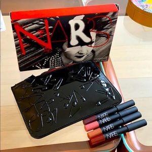NIB] Nars Manic Velvet Matte Lip pencil set